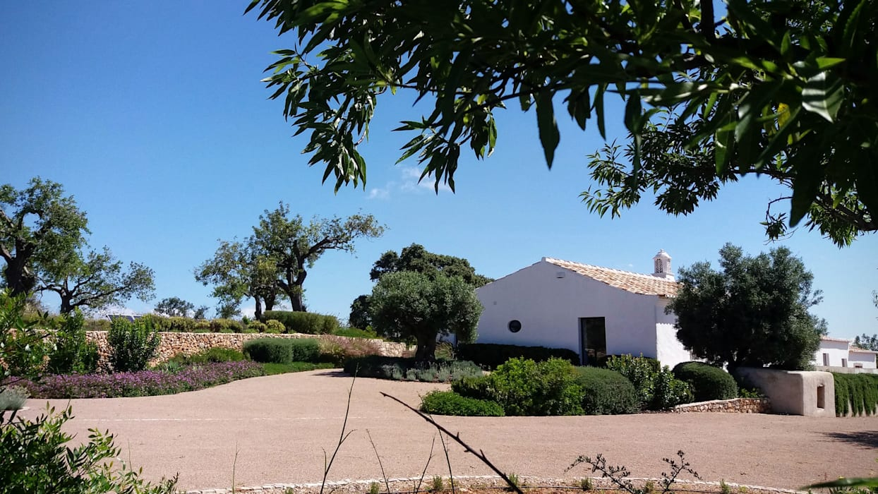 Jardines de estilo mediterráneo de JARDIMGARVE Mediterráneo