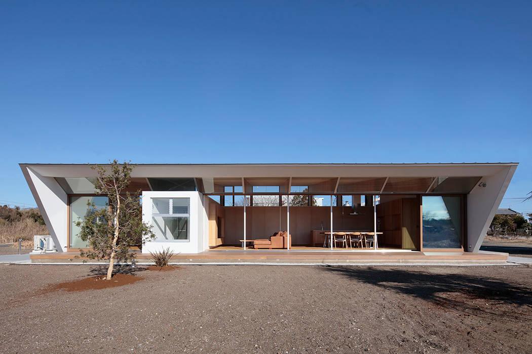 Дома в . Автор – 桑原茂建築設計事務所 / Shigeru Kuwahara Architects, Модерн