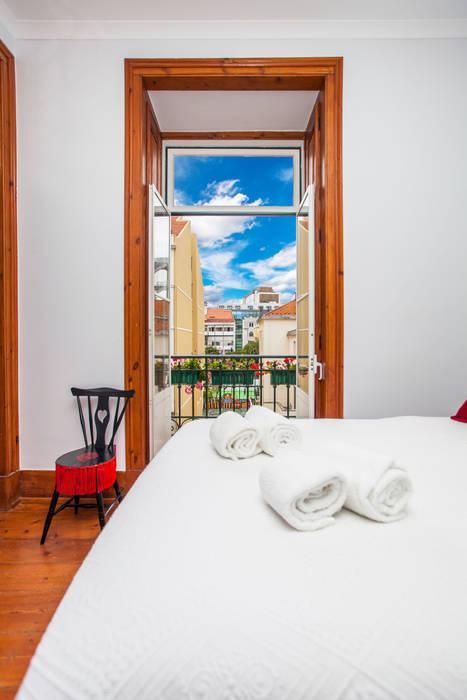 Kamar Tidur oleh alma portuguesa