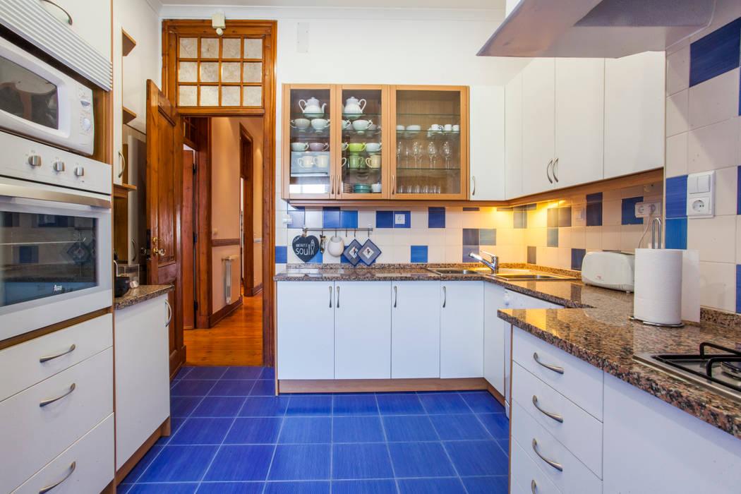 Dapur oleh alma portuguesa