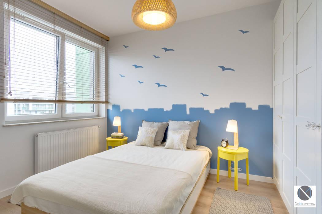 Chambre moderne par DoMilimetra Moderne