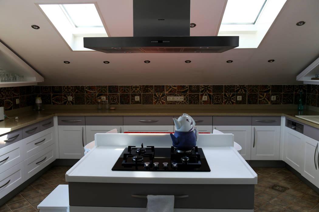 İndeko İç Mimari ve Tasarım Patios & Decks