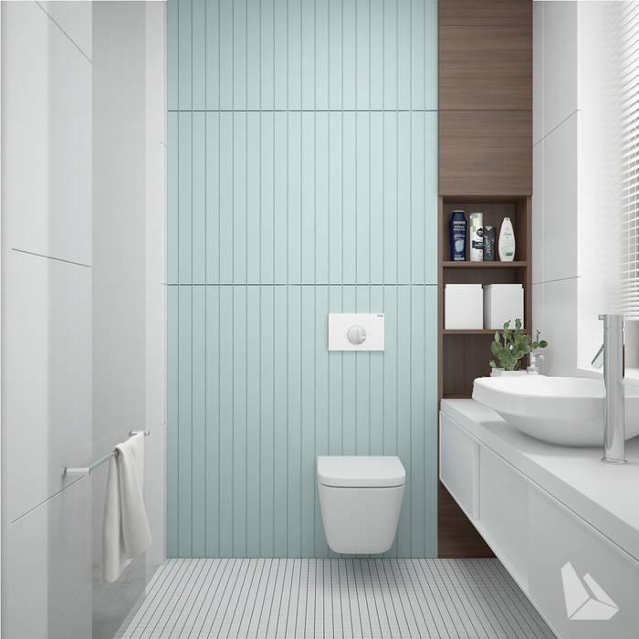 łazienka Styl Nowoczesny Styl W Kategorii łazienka