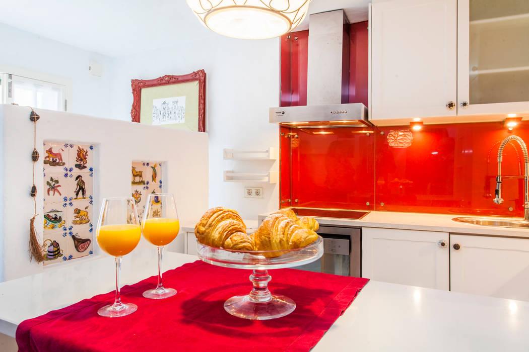 Kitchen by alma portuguesa, Rustic
