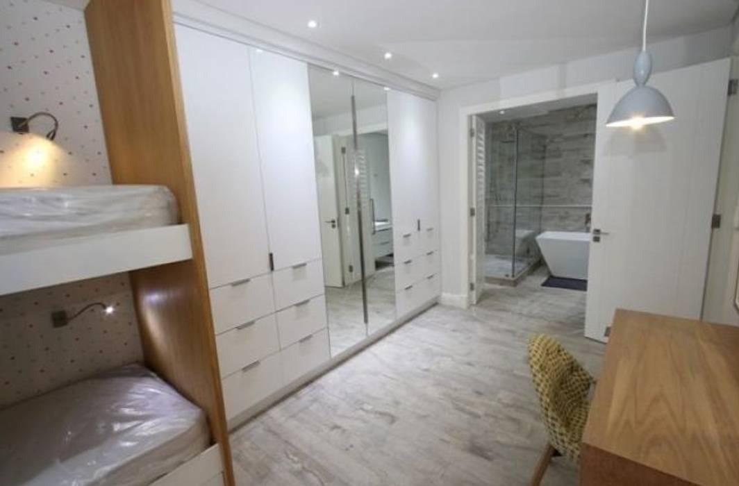 Dormitorios modernos de BHD Interiors Moderno