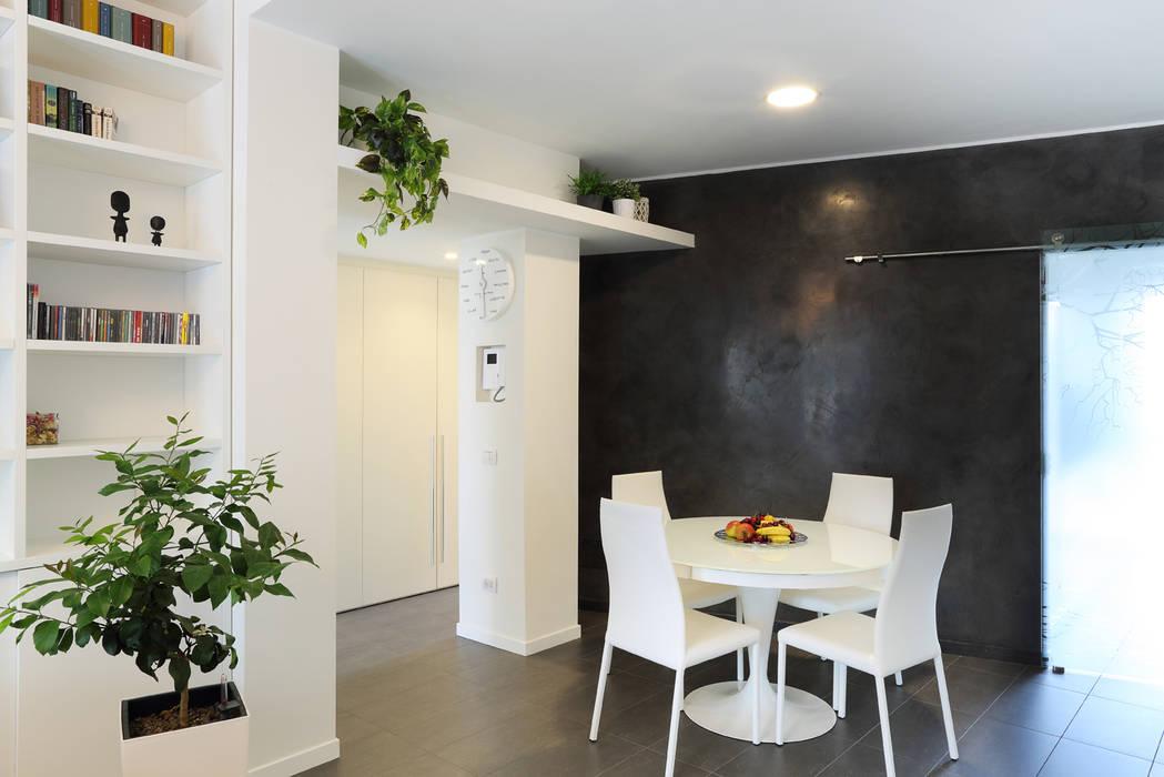 Ruang Makan oleh studio ferlazzo natoli, Minimalis
