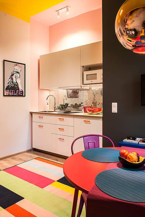 Cuisine moderne par Finchstudio Moderne