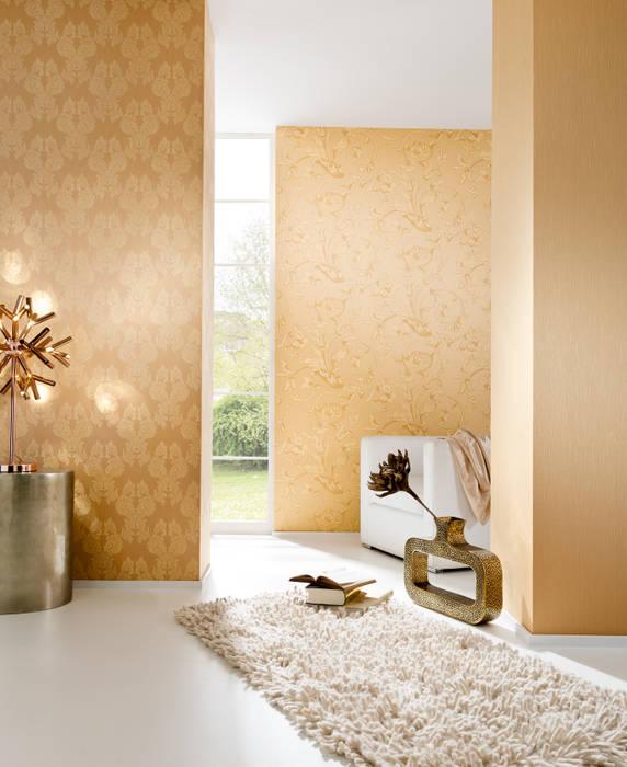 Textiltapeten 956283, 956333 & 956134 Tessuto:  Wände & Boden von Architects Paper ,