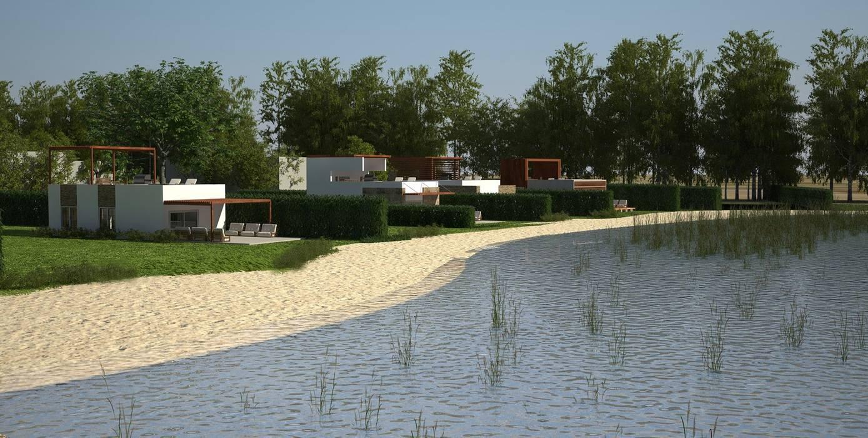 Casas de playa: Casas de estilo  por Nicolás Bello
