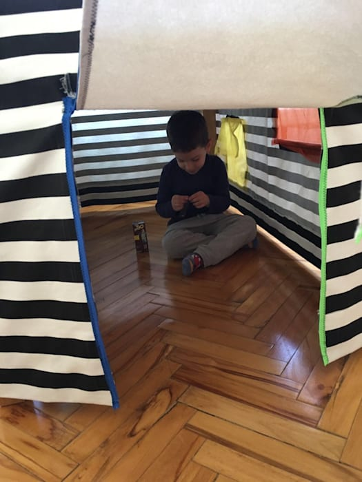 Gizem ONURMEN ARCHITECTS  – XS architecture by GONA :  tarz Çocuk Odası,