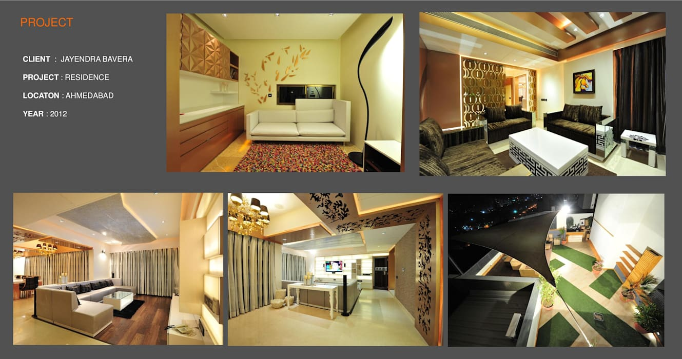 Ujjval Fadia Company Profile Modern Houses By Ujjval Fadia Architects Interior Designers Modern Homify
