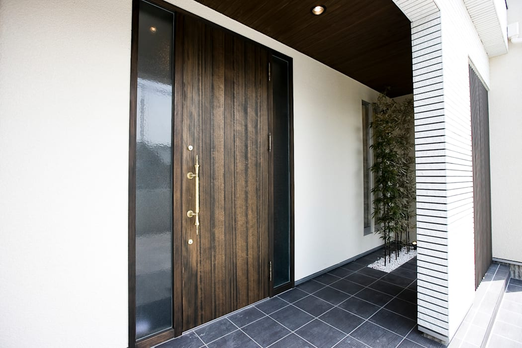Windows by Franka, Asian Wood Wood effect