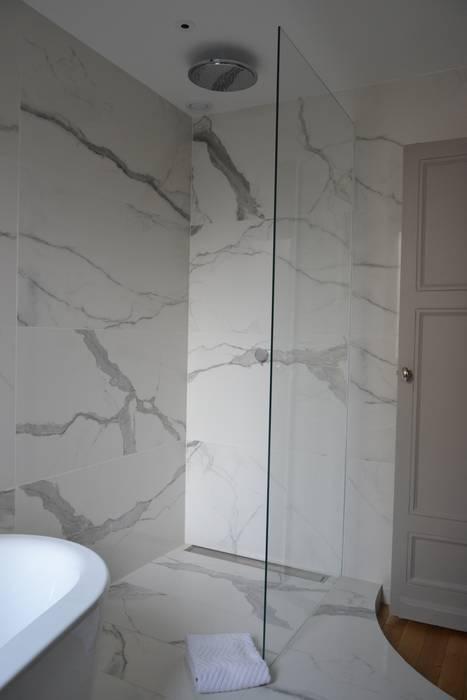 Douche à l\'italienne – appartement paris 15e salle de bain ...