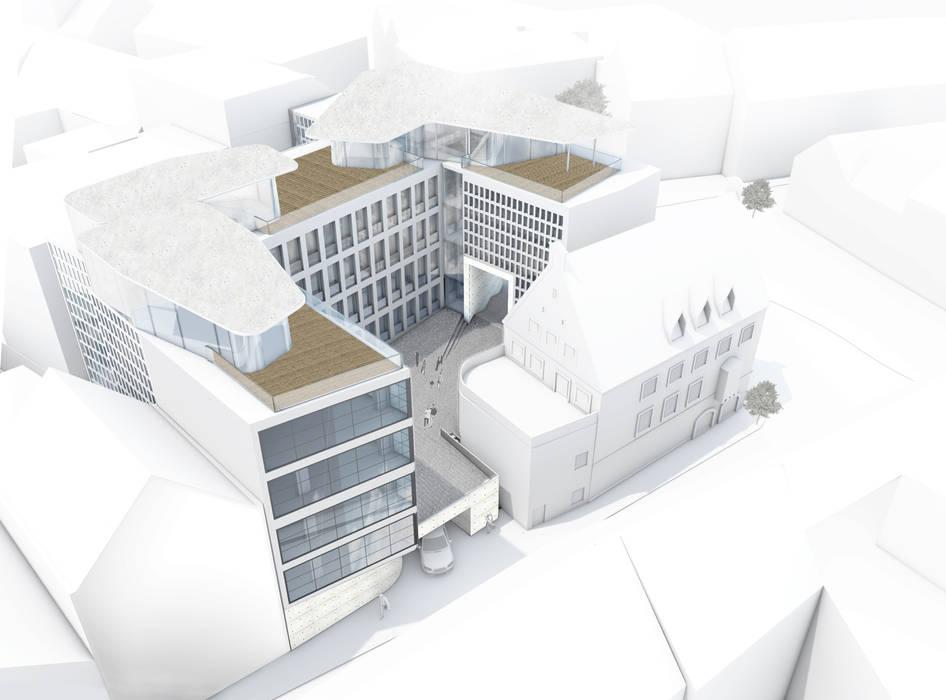 brandt+simon architekten Maisons modernes
