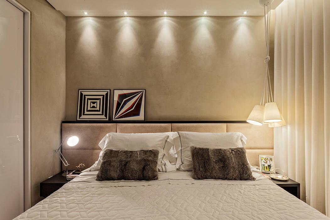 Dormitorios de estilo moderno de LEDS Arquitetura Moderno