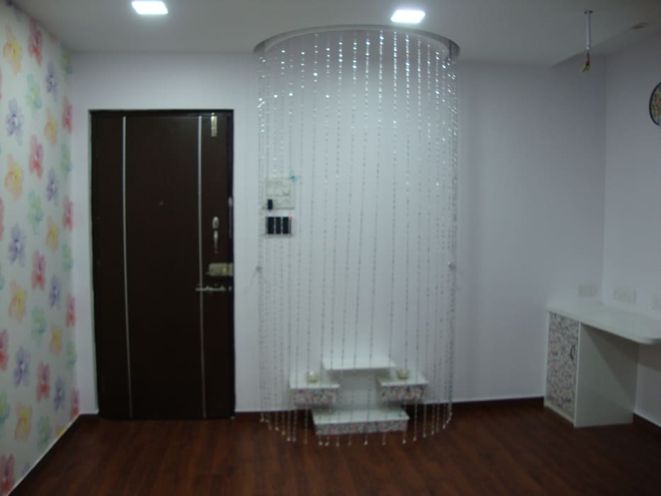 Cozy Residence Minimalist bedroom by Takeaway Interiors Minimalist