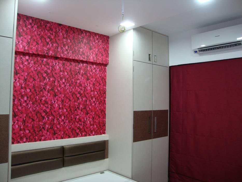 Takeaway Interiors Chambre minimaliste