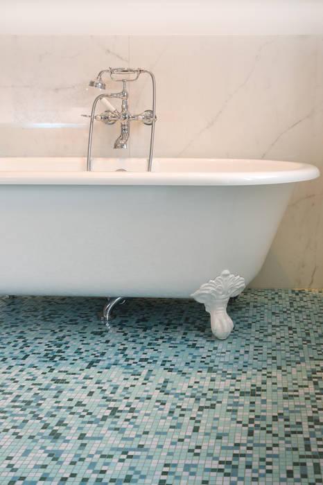Penthouse köln südstadt: badezimmer von beilstein innenarchitektur ...
