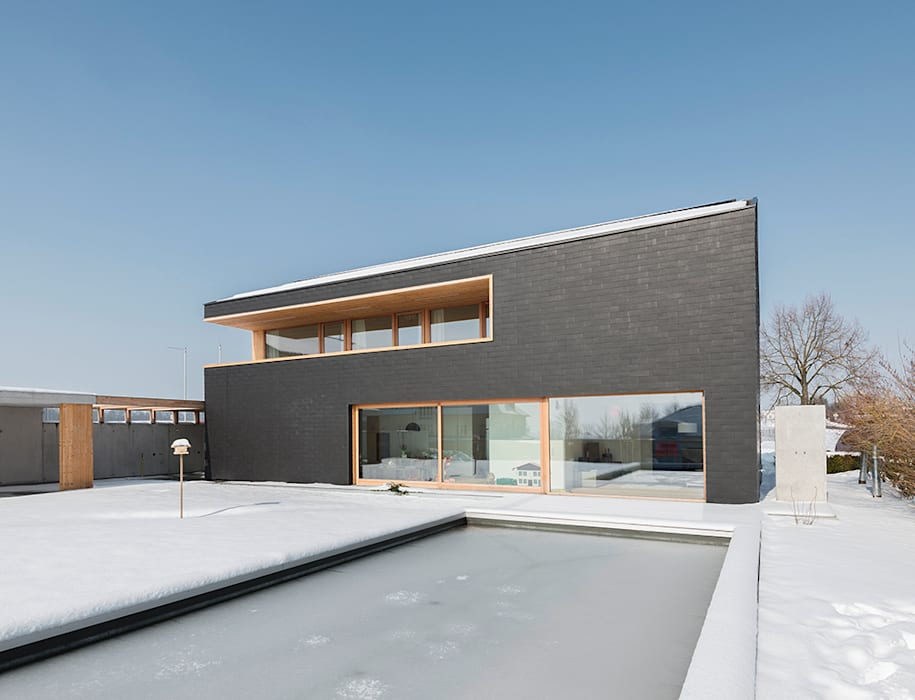 Modern Houses By Bogenfeld Architektur Modern Homify