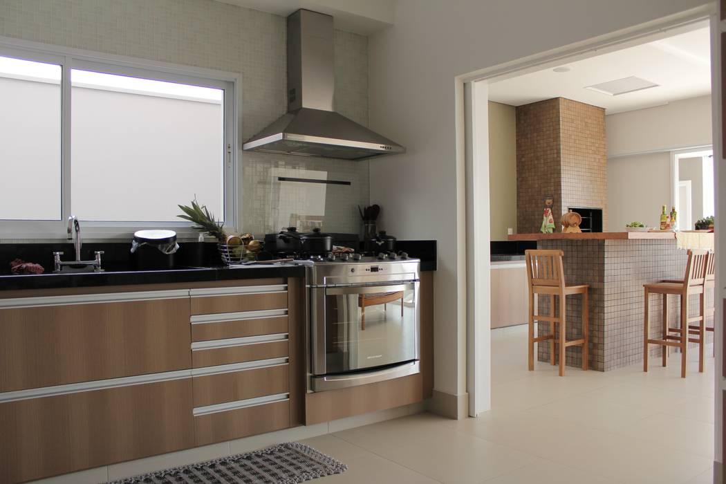 Dapur oleh Lozí - Projeto e Obra