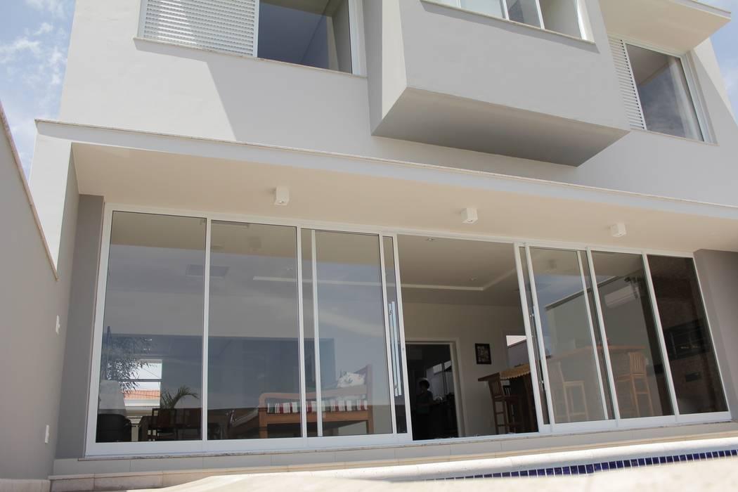 Maisons minimalistes par Lozí - Projeto e Obra Minimaliste