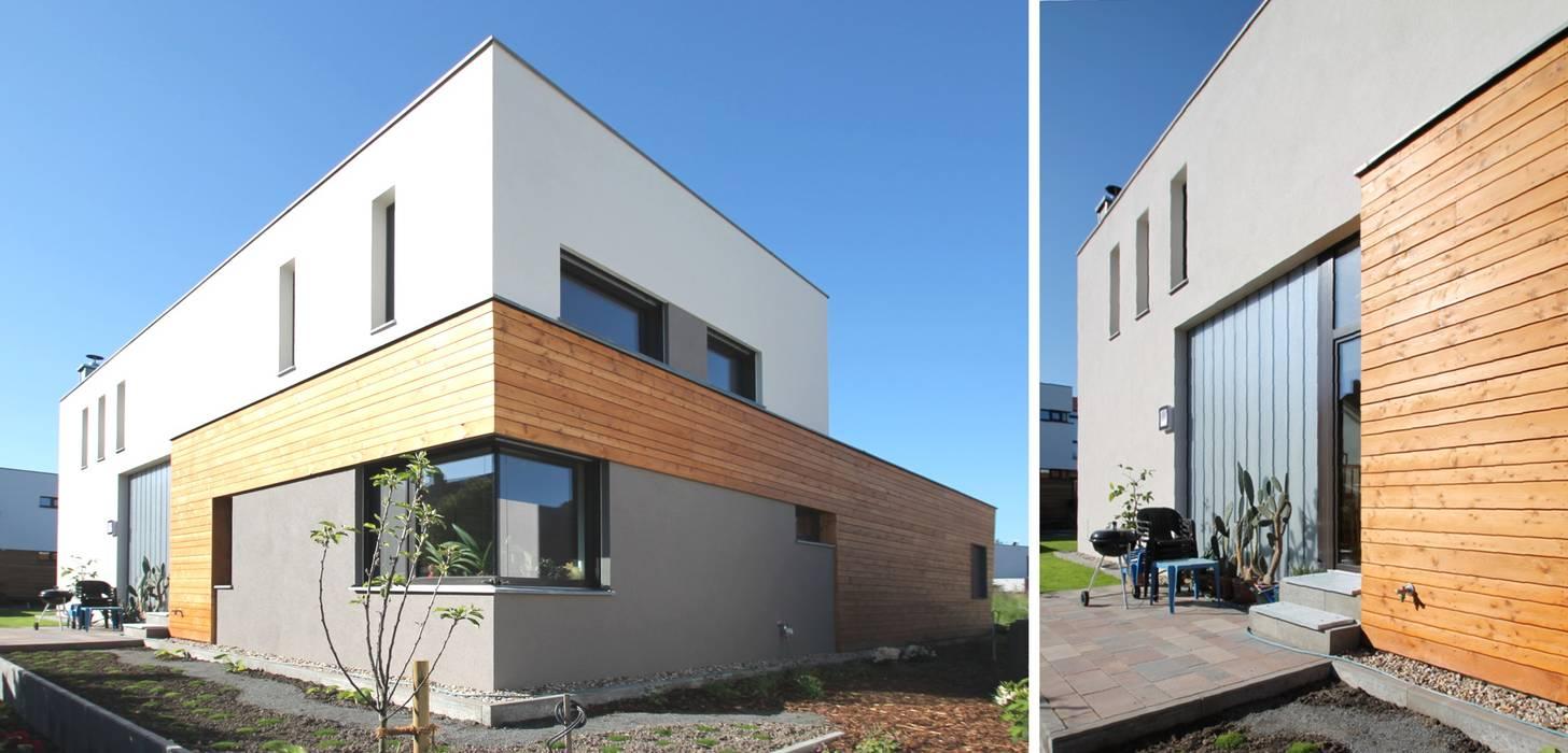Architekturbüro Schumann Maisons modernes