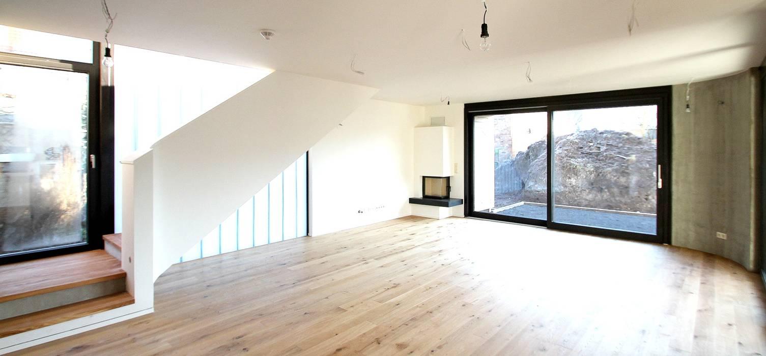 Architekturbüro Schumann Modern living room