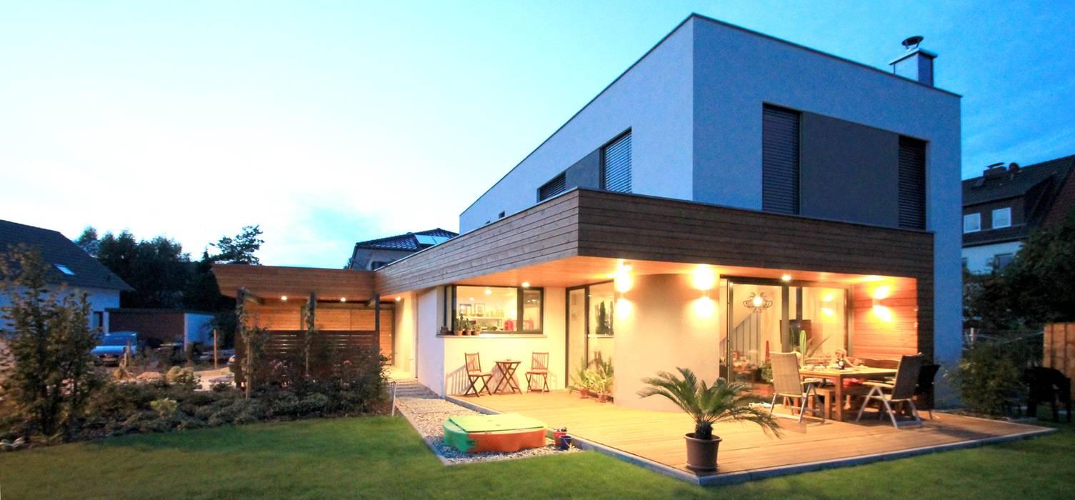 Architekturbüro Schumann Modern houses
