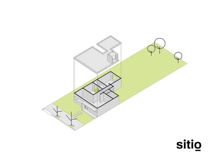 Sitio Minimalist house