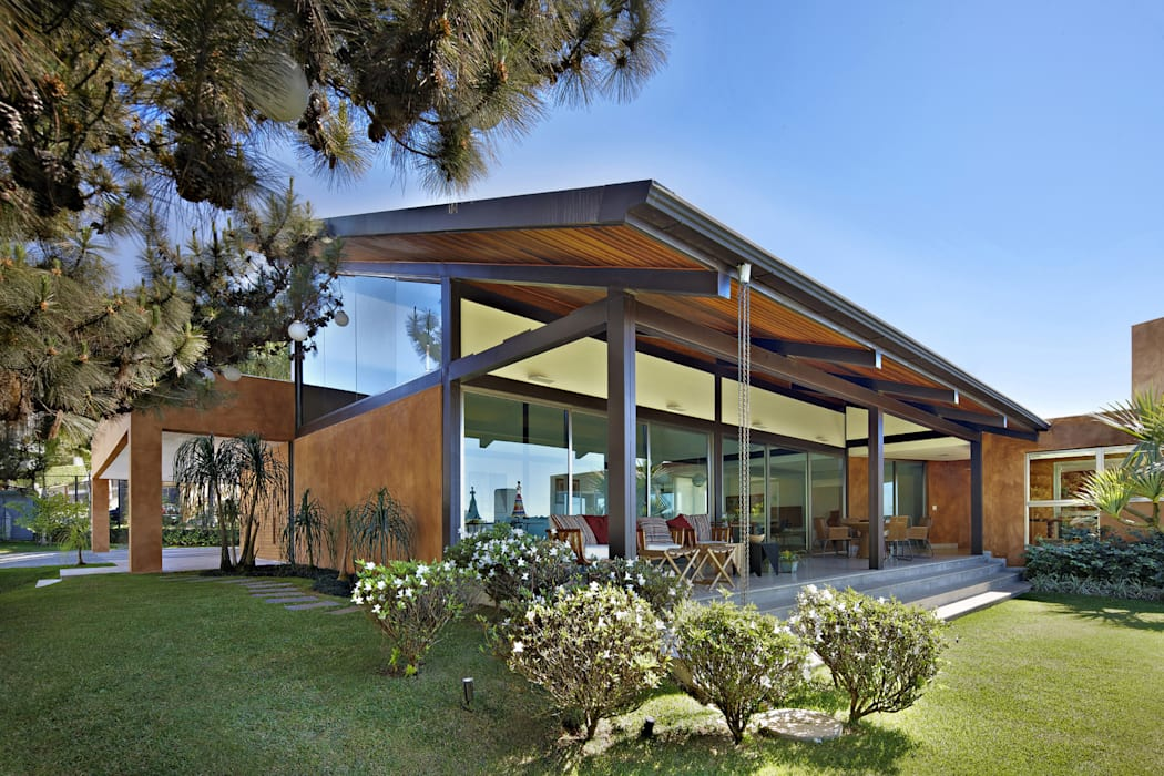 Nhà by David Guerra Arquitetura e Interiores