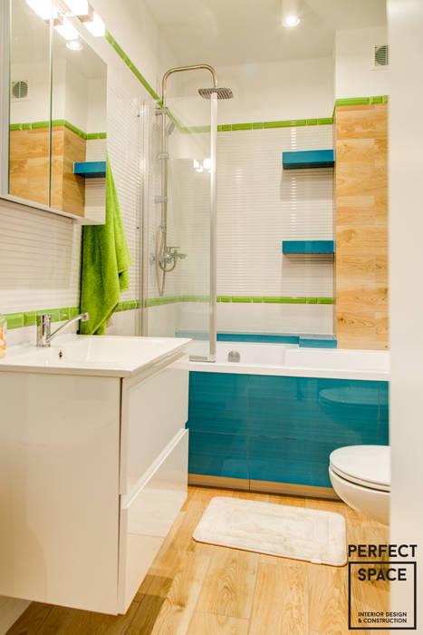 Ванные комнаты в . Автор – Perfect Space, Классический