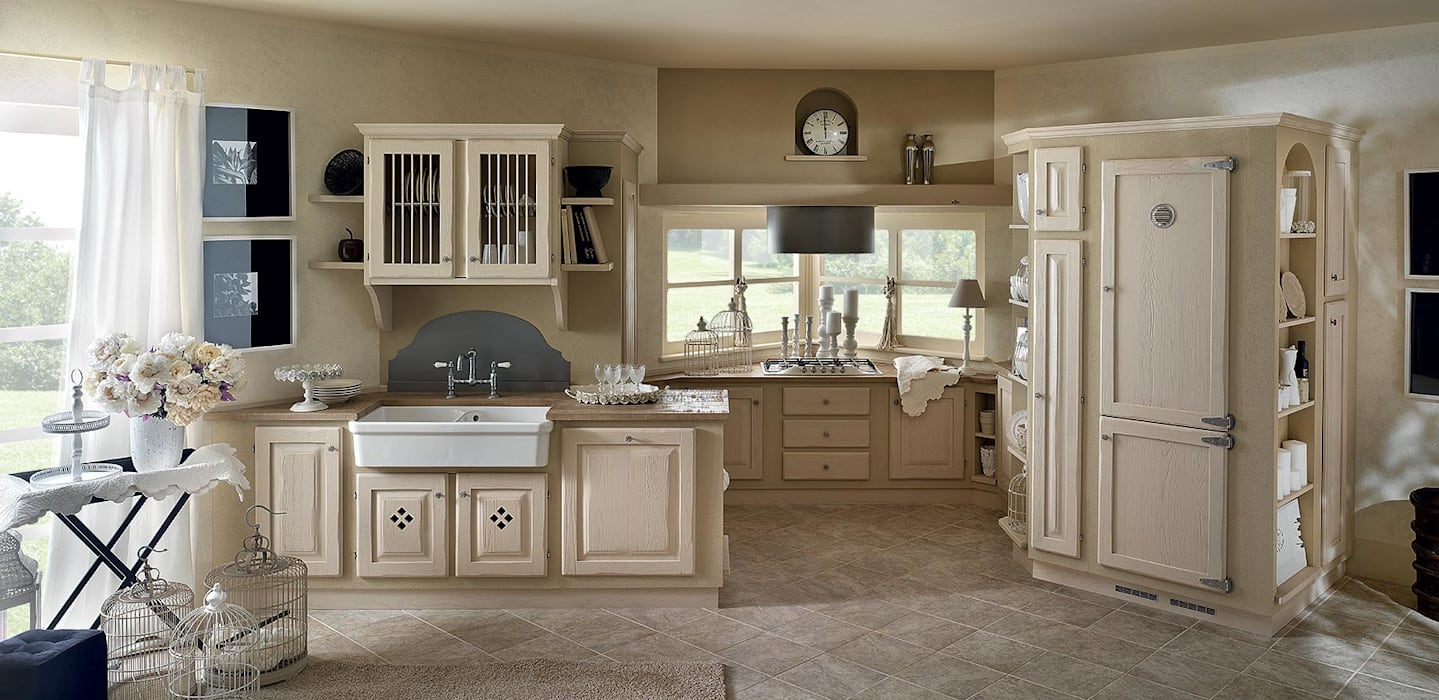 country kitchen by casa pi arredamenti homify