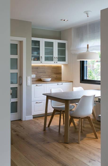 ห้องครัว โดย dom arquitectura, มินิมัล