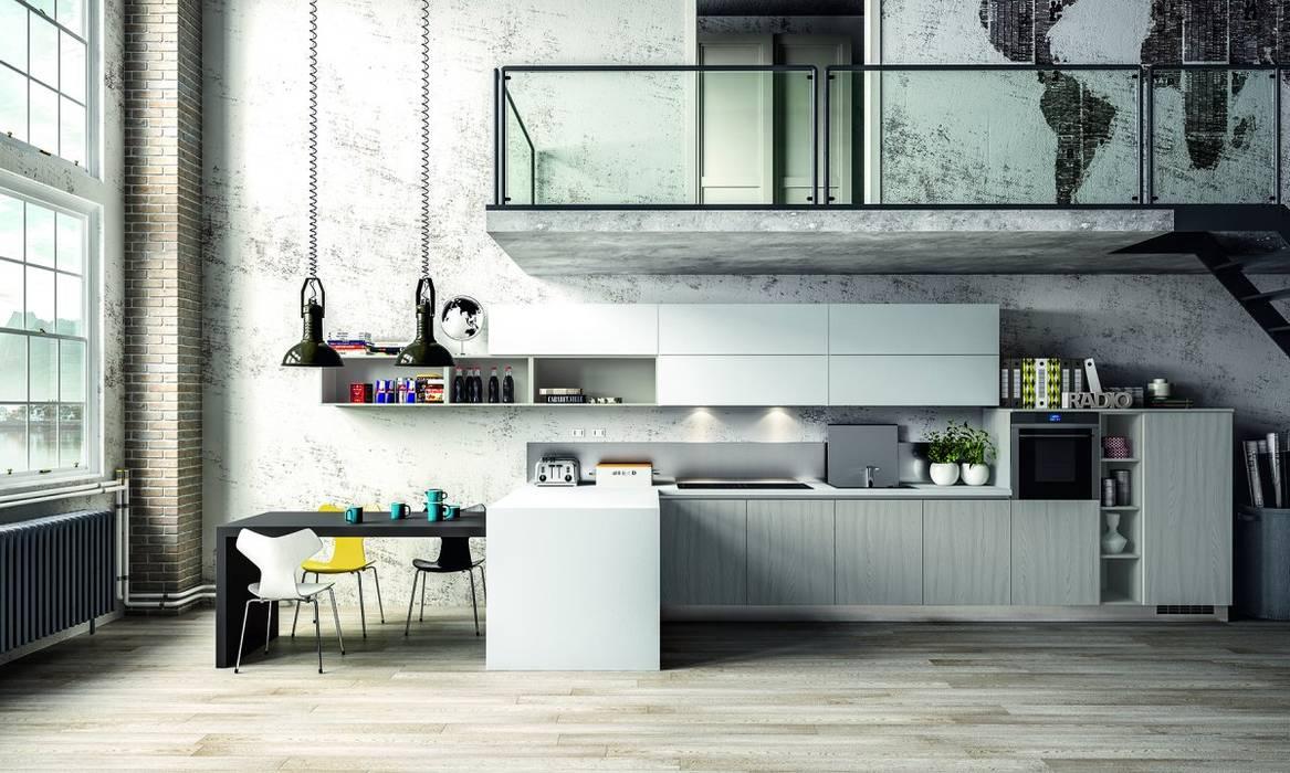 Modern Kitchen Casa Più Arredamenti