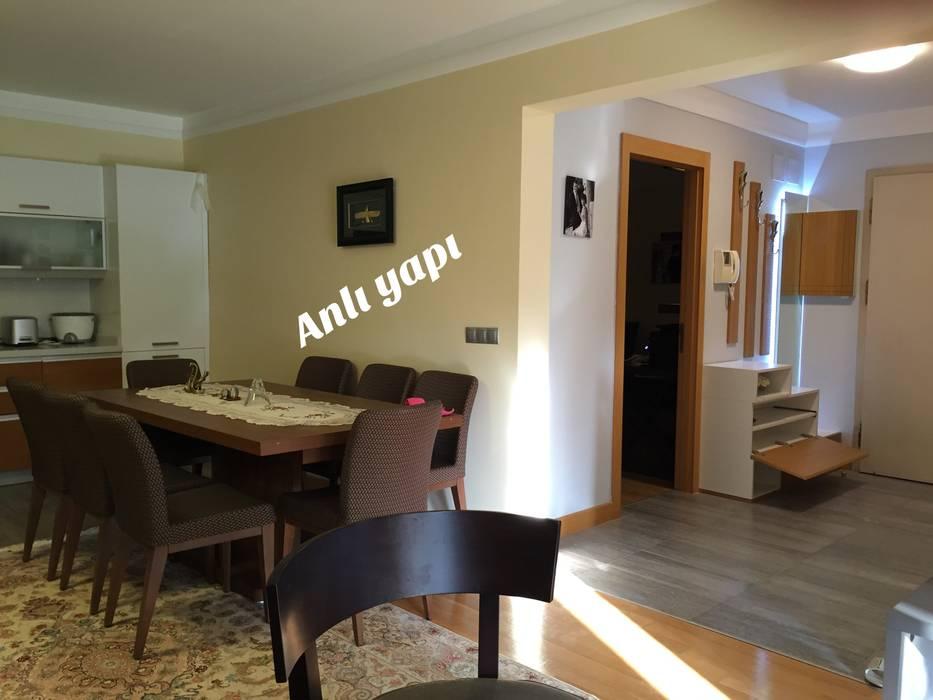 anlı yapı dekorasyon anlı yapı dekorasyon Oturma OdasıAksesuarlar & Dekorasyon Kahverengi