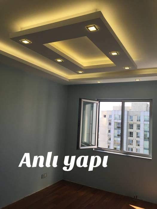 anlı yapı dekorasyon anlı yapı dekorasyon Pencere & KapılarKapı Kolları & Aksesuarları Beyaz