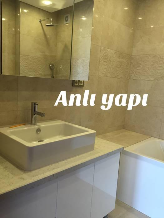 anlı yapı dekorasyon BathroomDecoration White
