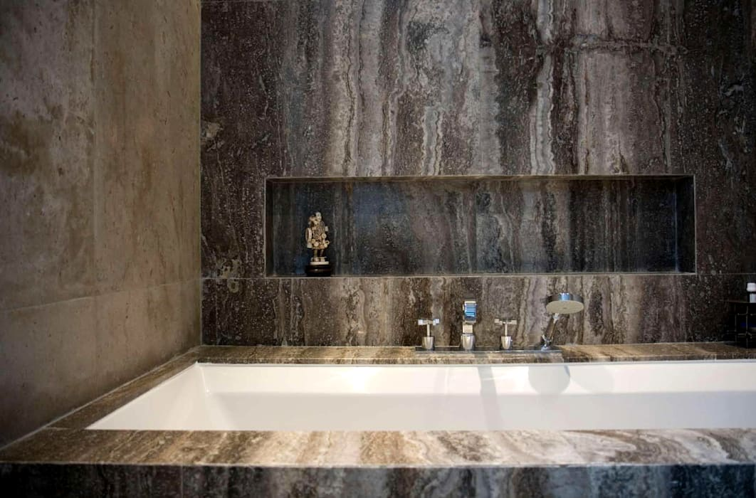 FAK3 現代浴室設計點子、靈感&圖片