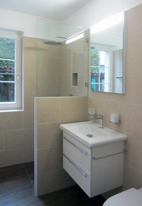 Dusche badezimmer im landhausstil von mmarch gmbh - mader ...