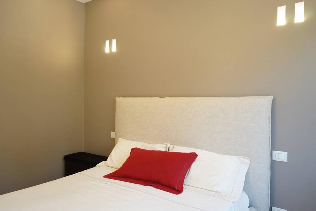 Andrea Gaio Design Modern style bedroom