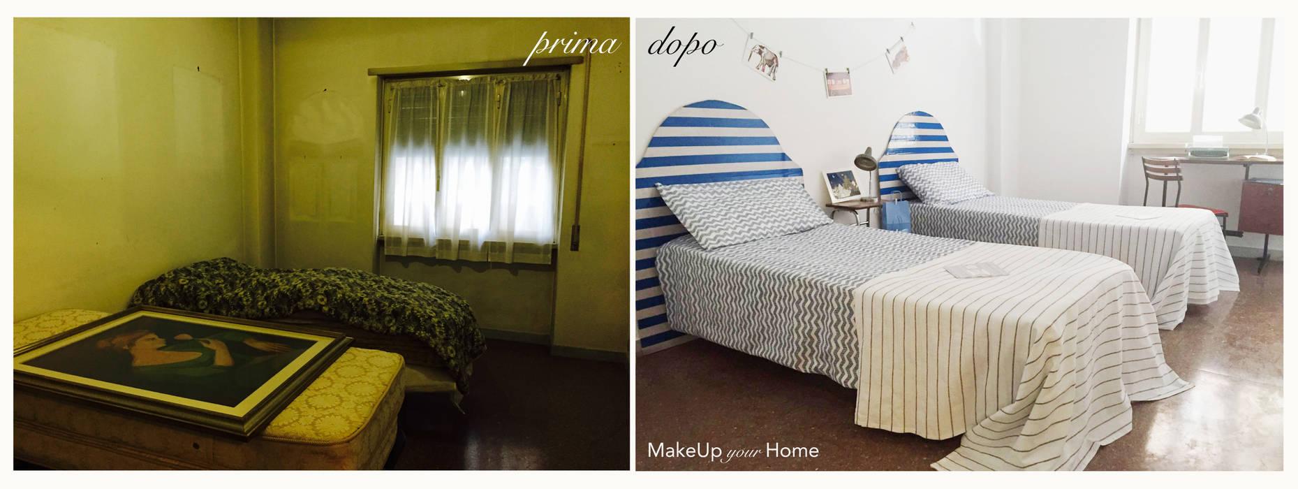 Prima e dopo – camera da letto ragazzi camera da letto ...