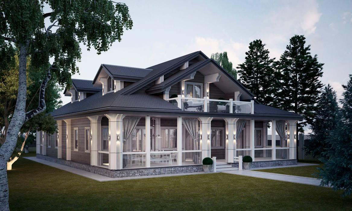 Rumah Klasik Oleh Way-Project Architecture & Design Klasik