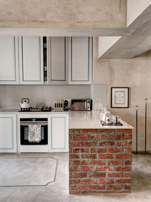 Kitchen by Fabien Charuau Photography, Classic
