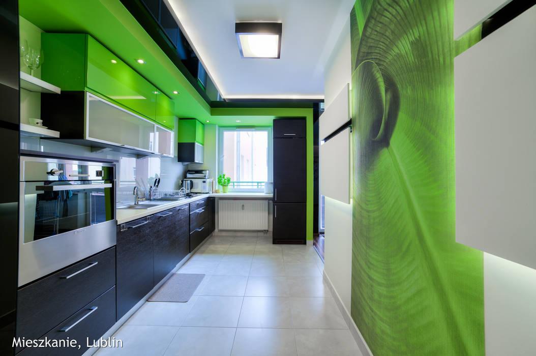 Kitchen by Auraprojekt,