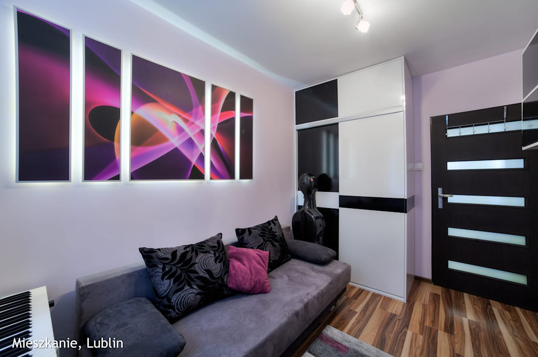 Study/office by Auraprojekt, Modern