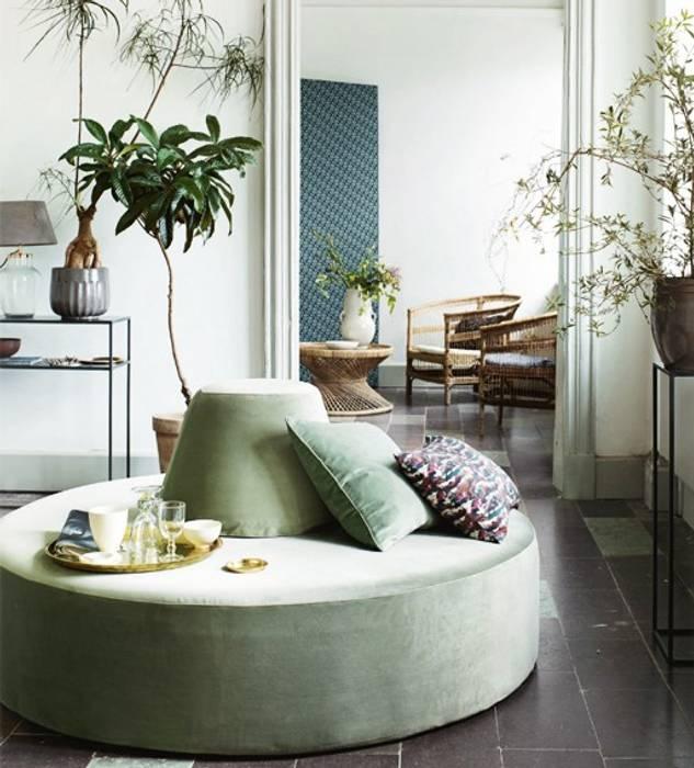Tendenze arredo: il ritorno del velluto di Design for Love Eclettico