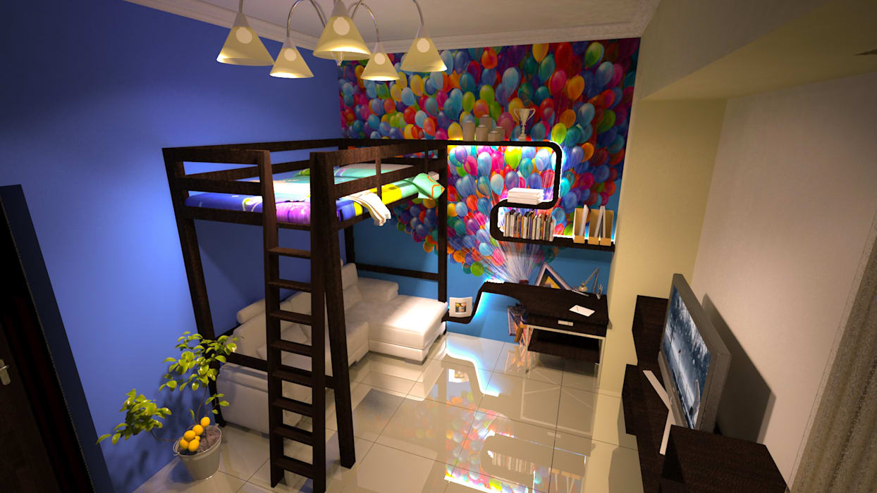 Nursery/kid's room by Reda Essam,
