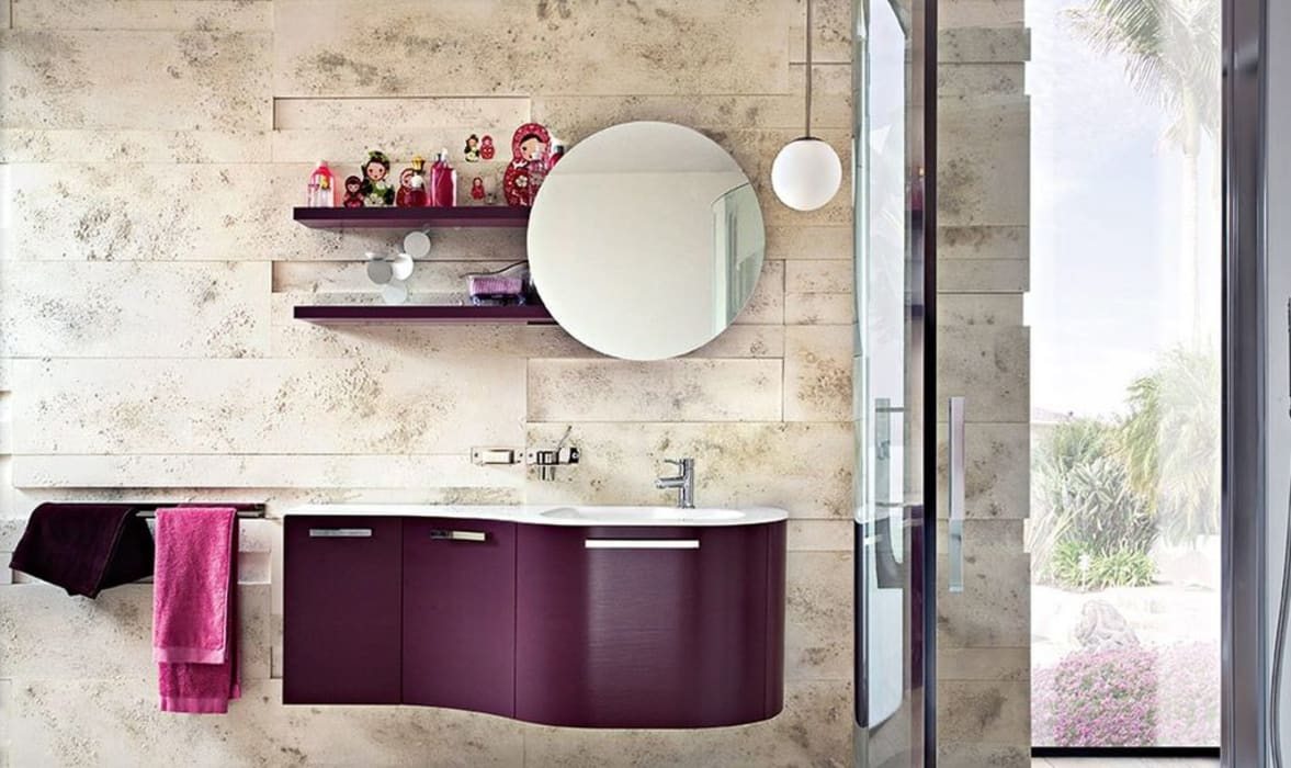 Modern Bathroom โดย Casa Più Arredamenti