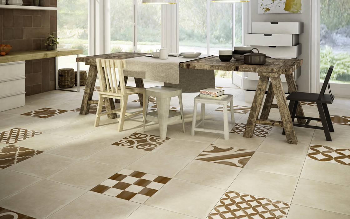 Keuken Beige Tegels : Stijlvolle ideeën met tegels voor de gehele woning keuken door