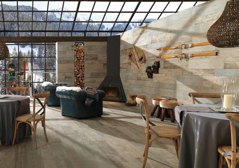Porcelanosa Tegels Nederland : Stijlvolle ideeën met tegels voor de gehele woning : industriële